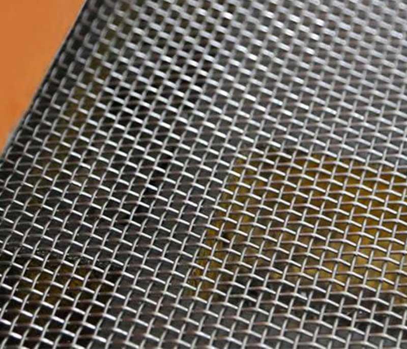 Custom Stainless Steel Wire Mesh