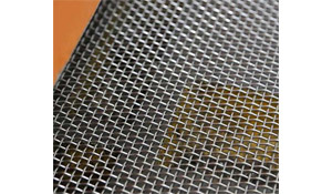 What are the Reasons For The Spray Paint of the Stainless Steel Wire Mesh to Fall Off?
